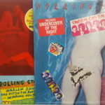 Rolling Stonesなどのレコード