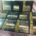 LPレコード J.S.BACH バッハ大全集 全11巻 全100枚セット ARCHIV アルヒーフ
