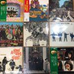 20枚 レコード EP LP 大量 ODEON Apple REVOLVER など
