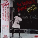 The Fatback Band Keep On Steppin' ザ・ファットバックバンド ファンク グルーヴ 国内盤 帯付・解説付