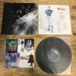 機動戦士ガンダム 逆襲のシャア νガンダム TM Network 逆襲のシャア LP サントラ レコード